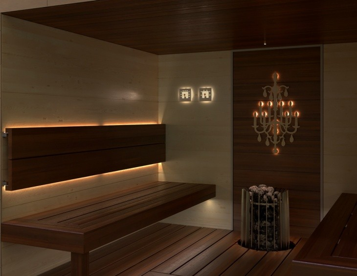 Single sauna treff
